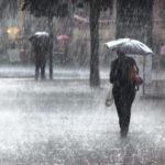 Il tempo: weekend di pioggia soprattutto al Centro-Sud