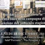 Influenza: iniziativa pubblica Lamezia per promozione vaccinazione
