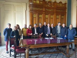 Reggio: politiche di sviluppo firmato protocollo d'intesa