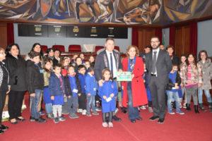 """Catanzaro: Carrozza premia scuole vincitrici concorso """"playenergy"""""""