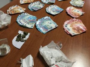 Droga: sequestri nella Valle del Crati, tre arresti