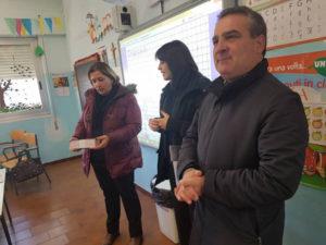 Girifalco: Cristofaro e Piccione visitano scuola primaria
