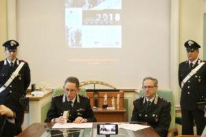 Carabinieri: forestali, 12 arresti e 874 denunce nel 2017
