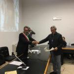 Il numero due di Amazon Russell Grandinetti in visita a Conflenti