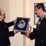 Procuratore antimafia al Comando Carabinieri Reggio Calabria