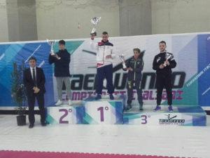 Il G.S. Vigilfuoco di Catanzaro è Campione d'Italia!