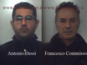 Sicurezza controlli Carabinieri Locri, 2 arresti e 9 denunce