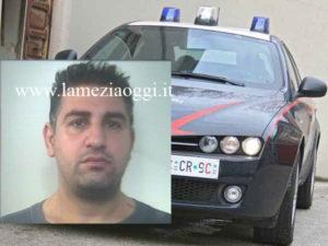 Maltratta e picchia l'ex moglie, arrestato a Scilla