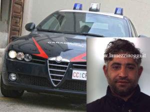 Maltrattamenti in famiglia: 33enne rumeno arrestato a Rizziconi
