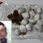 Droga: in casa dosi di marijuana, un arresto a Reggio Calabria