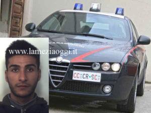 Ladro d'auto inseguito e arrestato a Reggio Calabria