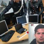 Lamezia: arrestato dai Carabinieri ladro seriale, scoperti 4 furti