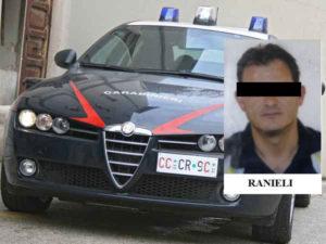 Tropea: controllo del territorio carabinieri, un arresto