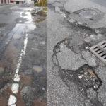 Lamezia: Branca troppe strade dissestate zona sud