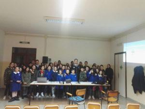 Studenti e Carabinieri uniti contro il bullismo