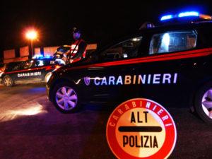 Fucilata contro auto, illeso uomo al volante nel Cosentino
