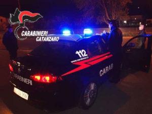 Sicurezza: controlli Carabinieri Catanzaro, 3 arresti