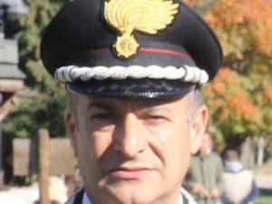 Carabinieri: Cosenza, Perrone nuovo comandante dei forestali
