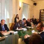 Provincia Cosenza sottoscrive convenzione decentrata con Senegal