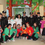 Epifania: carabinieri forestali in ospedale, portano doni a bimbi