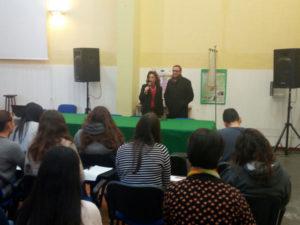 Scuola: visita Marziale al liceo Pizi di Palmi
