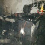 Incendio in abitazione nel Catanzarese, incolume anziana