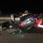 Incidenti stradali: scontro sulla statale 106 jonica, un morto