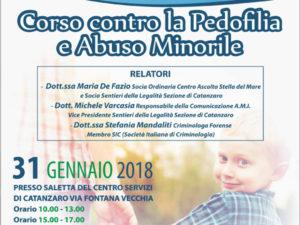 Pedofilia e Abuso Minorile al Centro Ascolto Stella del Mare