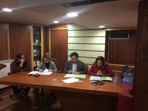 Lorica: prima assemblea generale Guide Ufficiali Parco