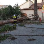 Maltempo: Vigili del Fuoco al lavoro nel Catanzarese
