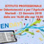 Lamezia: Open Day Istituto Professionale Odontotecnici e Agricoltura