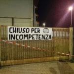 Lamezia: Identità Nazionale 'sigilla' per protesta impianti sportivi