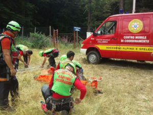 Giovane francese disperso nel Cosentino, ricerche in corso