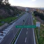 Anas: consegnati lavori manutenzione tangenziale Reggio