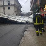 Maltempo: Calabria; pioggia vento e neve, danni nel Catanzarese
