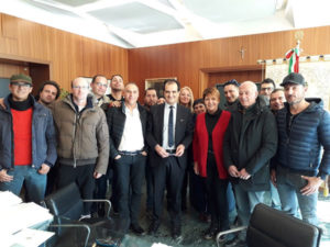 Provincia Catanzaro: Bruno incontra ex percettori mobilità deroga