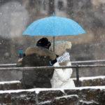 Il tempo: prossima settimana con il maltempo, neve al centronord