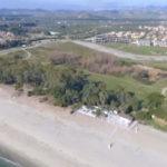 """Striscia la notizia al """"Golf Resort"""" di Simeri Crichi."""