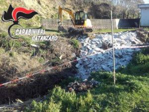Girifalco: blitz ambientale dei Carabinieri, sequestri e denunce