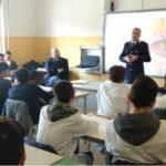 Cyberbullismo, studenti IPOA Costanzo a confronto con Polizia