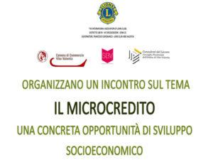 Economia: Incontro sul Microcredito a Vibo Valentia