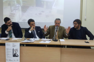 "Università: Caligiuri presenta ""Intelligence e magistratura"""