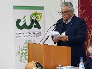 Agricoltura: Nicodemo Podella eletto Presidente regionale della Cia