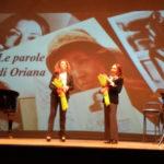 Lamezia: Maria Omaggio ha raccontato la vita della Fallaci