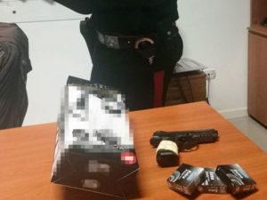 Rapina 'sexy shop' e tenta rapina 2 donne,arrestato nel Cosentino