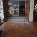 Allagamento in biblioteca e auditorium a Catanzaro, danni ingenti