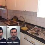 Lamezia: droga in cucina, due fratelli arrestati dai carabinieri