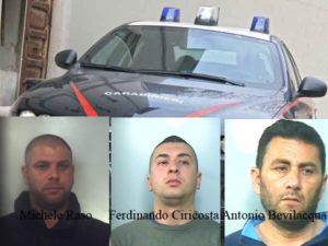 Furti auto e riciclaggio, due arresti nel Reggino