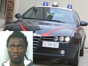 Droga: Carabinieri arrestano gambiano a Rosarno