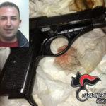Feri' 2 fratelli a colpi di pistola, si costituisce in Aspromonte